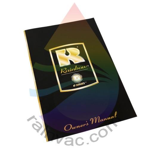 e2 type 12 rainbow manual english r12173a rh rainvac com Rainbow Vacuum Repair Manual Rainbow SE Vacuum Manual