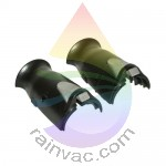 Hose Coupling Kit, Non-Electric, Snap Design