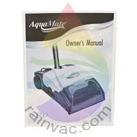 AM-12 Silver v2 Rainbow AquaMate Owner's Manual (English)