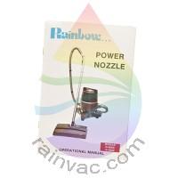 R-1650C/F Rainbow Power Nozzle Owner's Manual (English)