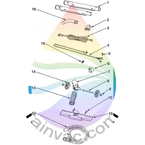1997 s10 l4 2 vacuum diagram wiring schematic rainbow se series vacuum switch wiring schematic rainbow power nozzle model r1024 wands / wiring parts #11