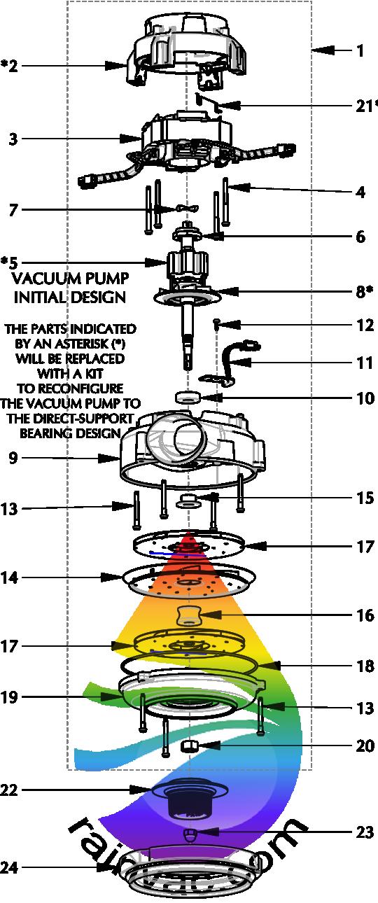 E2 Type 12 (Gold) Original Motor Design Schematics
