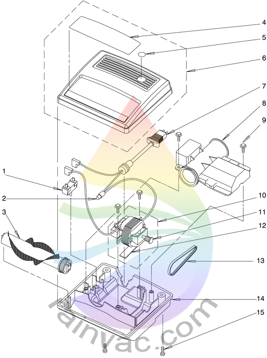 RainbowMate RM-2 Schematics