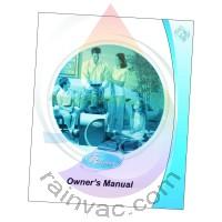 E2 Type 12 Gold Rainbow Vacuum Owner's Manual (English)