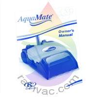 AM-12 Silver v1 Rainbow AquaMate Owner's Manual (English)