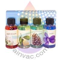 Apple Blossom, Berry, Eucalyptus, and Orange Fragrance Pack