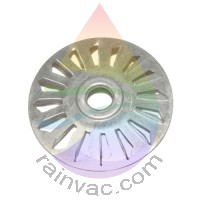 D3C Rainbow Motor Cooling Fan