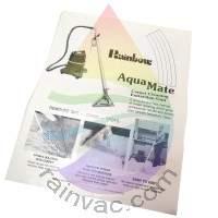 Rainbow AquaMate Owner's Manual (English)