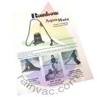 D3 Rainbow AquaMate I Owner's Manual (English)