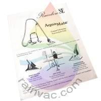 SE Rainbow AquaMate I Owner's Manual (English)