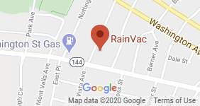 RainVac on Google Maps